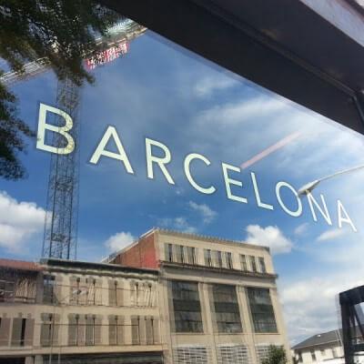 GLASS GILDING – BARCELONA