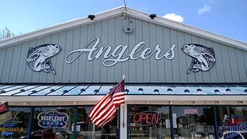 Exterior Logo – Anglers Annapolis
