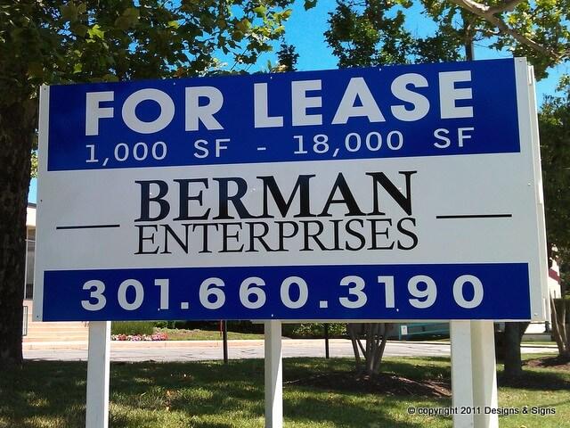 Alumalite Signs – Berman Enterprises