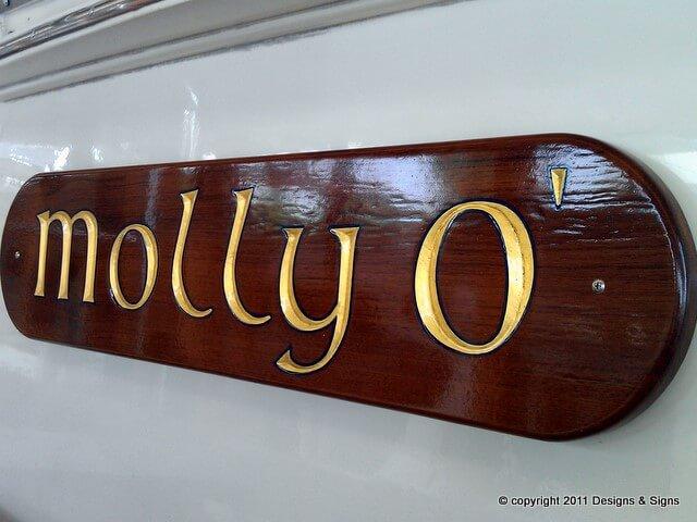 Quarterboards – Molly O