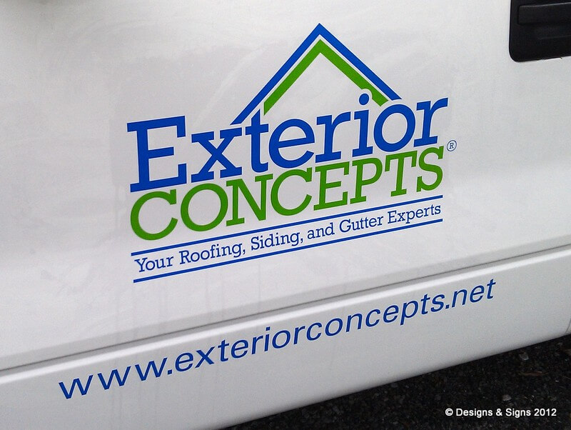 Vehicle Graphics – Exterior Concepts
