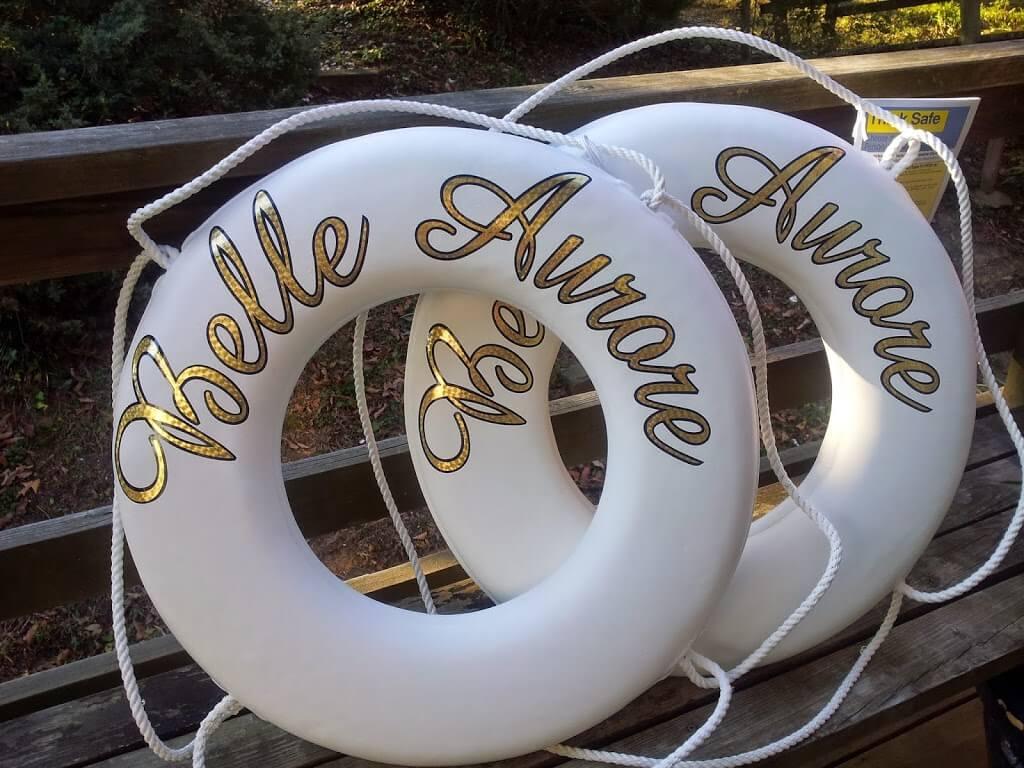 Custom Life Rings – Belle Aurore