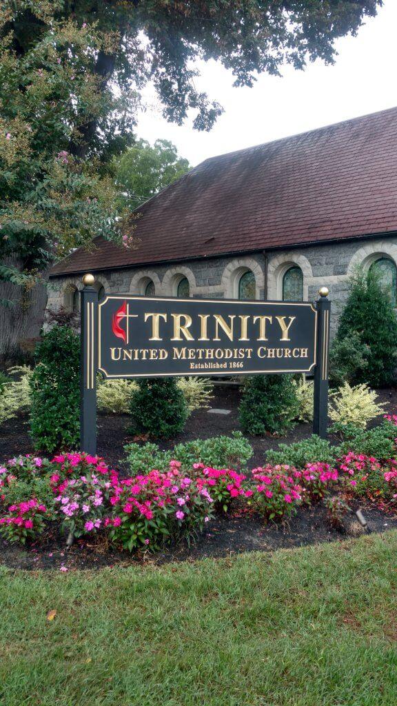 trinity united methodist church salisbury
