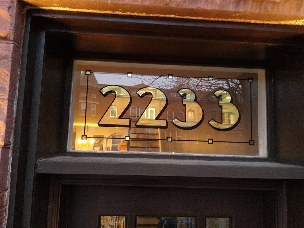gold transom numbers
